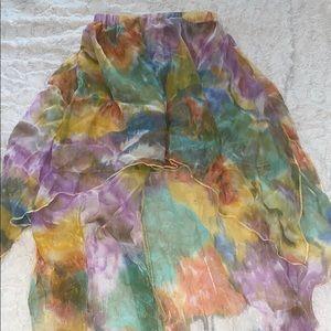 Unif flowy skirt